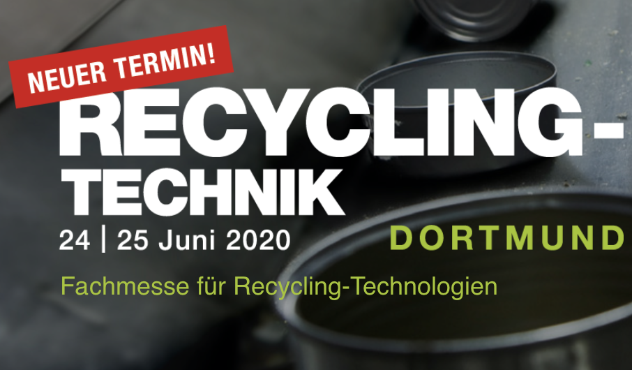 BARRADAS présent au salon RECYCLING TECHNIK de Dortmund